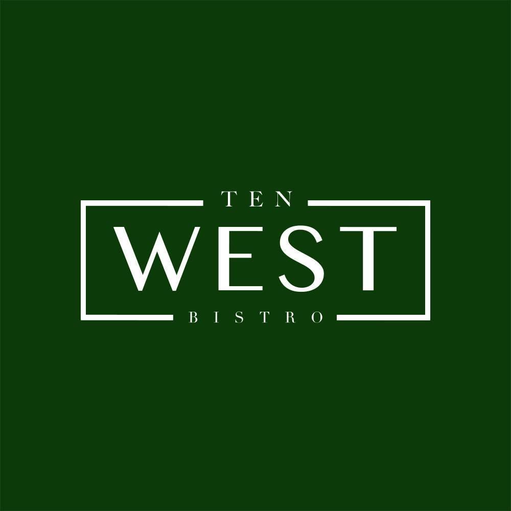 10 West Bistro Logo