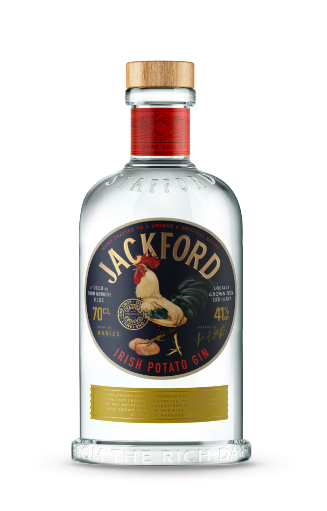 444773 JACKFORD GIN BOTTLESHOT STANDALONE
