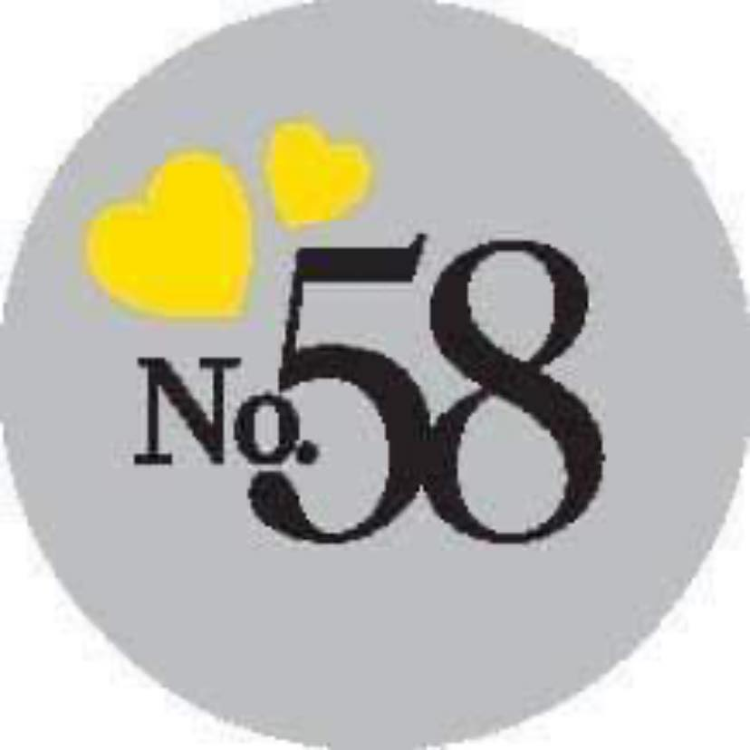 No 58 Logo