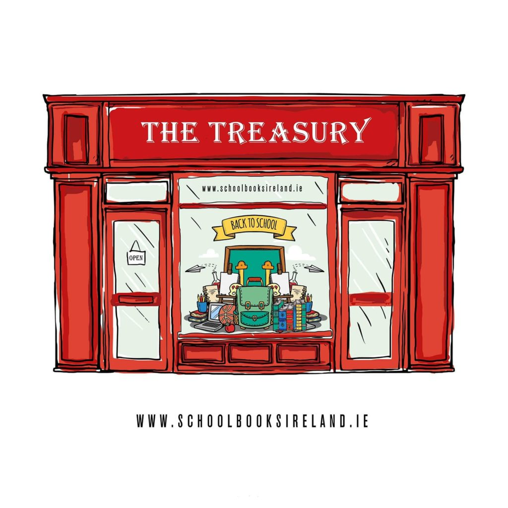 Treasury Header