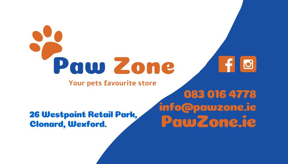 Paw Zone Header