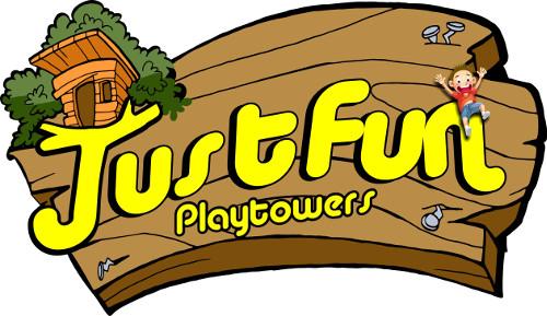 just fun playtowers logo