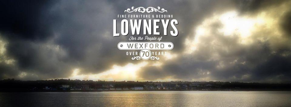 lowneys furniture sales ireland wexford header